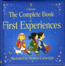 Complete Book of First Experiences, Hardback Book