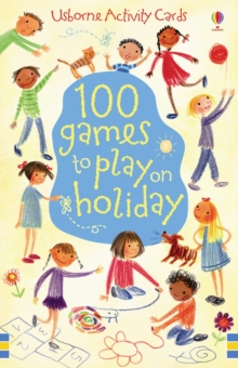 100 Games to Play on a Holiday, Cards Book