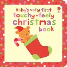 Baby's Very First Touchy-feely Christmas Book, Board book Book
