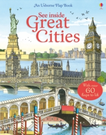See Inside Great Cities, Hardback Book