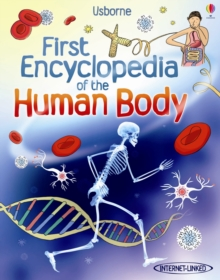 First Encyclopedia of the Human Body, Hardback Book