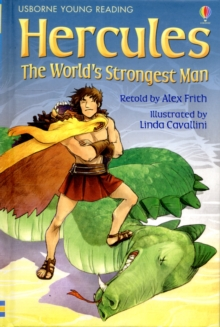 Hercules The World's Strongest Man, Hardback Book