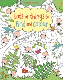 Lots of Things to Find and Colour, Paperback / softback Book