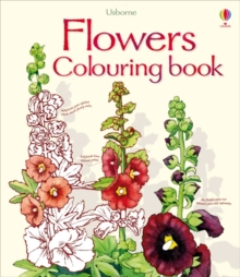 Flowers to Colour, Paperback Book