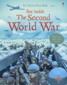 See Inside Second World War, Hardback Book