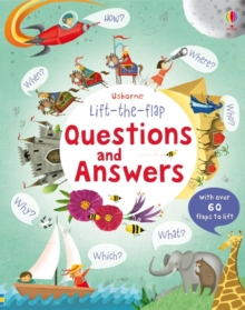 Lift the Flap Questions & Answers, Hardback Book