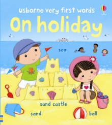 On Holiday, Board book Book