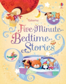 Five Minute Bedtime Stories, Hardback Book