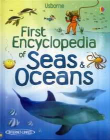 First Encyclopedia of Seas and Oceans, Hardback Book