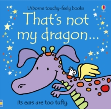 That's Not My Dragon, Board book Book