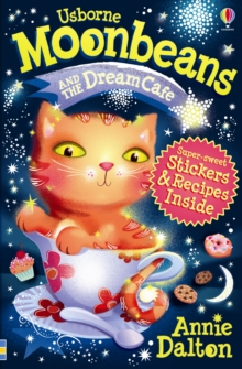 Moonbeans and the Dream Cafe, Paperback Book