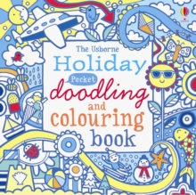 Pocket Doodling and Colouring : Holiday, Paperback Book