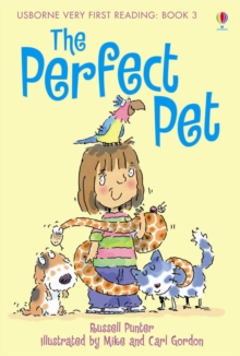 The Perfect Pet, Hardback Book