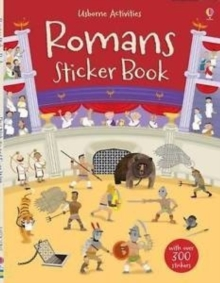 Romans Sticker Book, Paperback Book