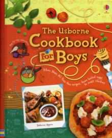 Cookbook for Boys, Novelty book Book