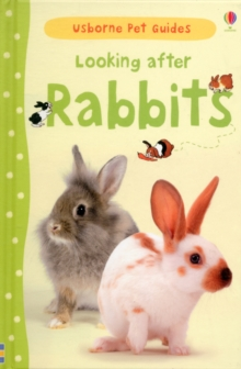 Looking After Rabbits, Hardback Book