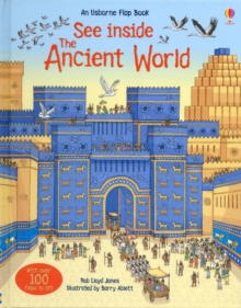 See Inside the Ancient World, Hardback Book