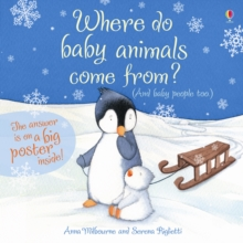 Where Do Baby Animals Come From?, Hardback Book