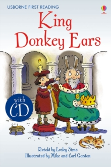 First Reading Two : King Donkey Ears, CD-Audio Book