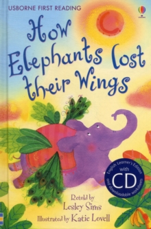 How Elephants Lost Their Wings, Mixed media product Book