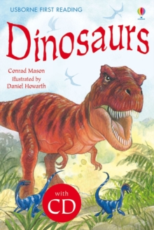 First Reading Three : Dinosaurs, Mixed media product Book