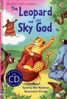 First Reading Three : The Leopard and the Sky God, CD-Audio Book