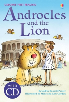Androcles and the Lion, Mixed media product Book