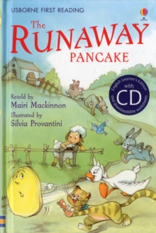 The Runaway Pancake, Mixed media product Book