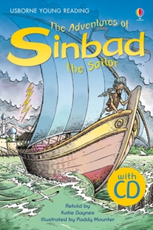 The Adventures of Sinbad the Sailor, Mixed media product Book