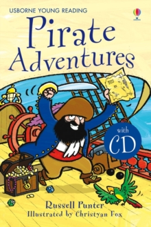 Pirate Adventures, Mixed media product Book