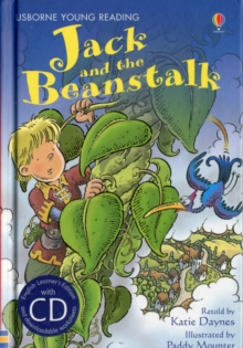 Young Reading With CD : Jack and the Beanstalk, Mixed media product Book