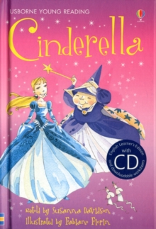 Young Reading With CD : Cinderella, Mixed media product Book
