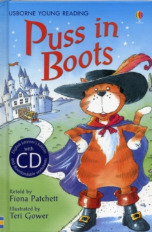 Puss in Boots, Mixed media product Book