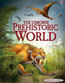 Prehistoric World, Paperback Book