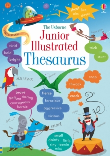 Junior Illustrated Thesaurus, Paperback / softback Book