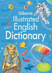 Illustrated English Dictionary, Paperback / softback Book