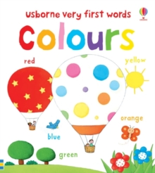 Very First Words: Colours, Board book Book