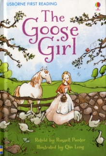 The Goose Girl : Level 4, Hardback Book
