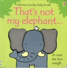 That's Not My Elephant, Board book Book