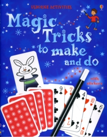 Magic Tricks to Make and Do, Paperback / softback Book