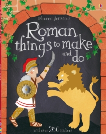 Roman Things to Make and Do, Paperback Book