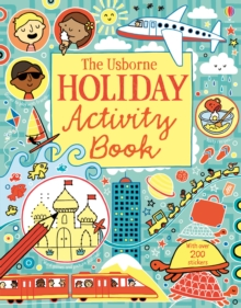 The Usborne Holiday Activity Book, Paperback / softback Book