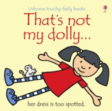 That's Not My Dolly, Board book Book