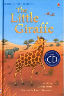 The Little Giraffe [Book with CD], Mixed media product Book