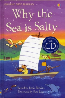 Why the Sea is Salty [Book with CD], CD-Audio Book