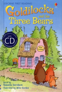 Goldilocks and the Three Bears, Mixed media product Book