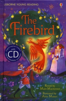 The Firebird [Book with CD], CD-Audio Book