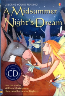 A Midsummer Night's Dream [Book with CD], Mixed media product Book