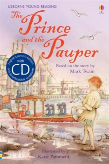 The Prince and the Pauper [Book with CD], CD-Audio Book