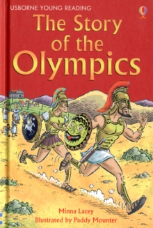 The Story of The Olympics, Hardback Book